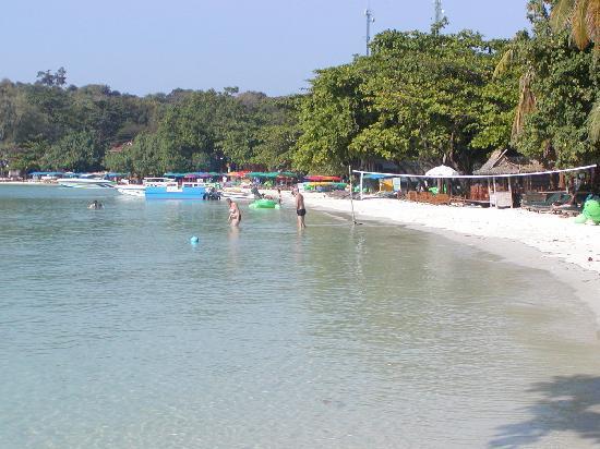 Loma Resort & Spa : Nachbarinsel Koh Larn