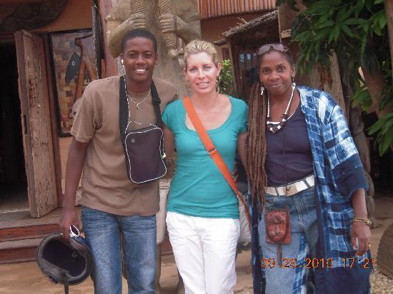 SenegalStyle Bed & Breakfast: Also FEATURING SenegalStyle TOURING SERVICES!