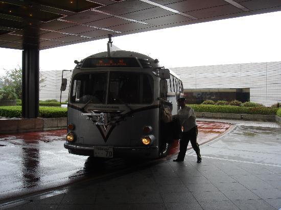 シェラトン グランデ 東京 ベイ シャトル バス