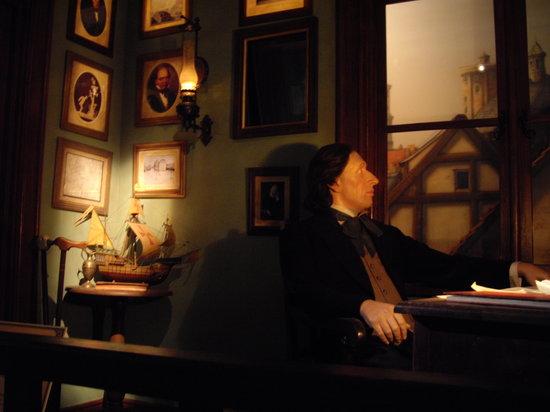 Hans Christian Andersen Place: The wonderful world of Hans Christian Andersen