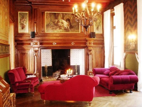 Neuvic, Francja: lounge