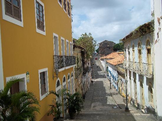 São Luís, MA: historic center - SLuis