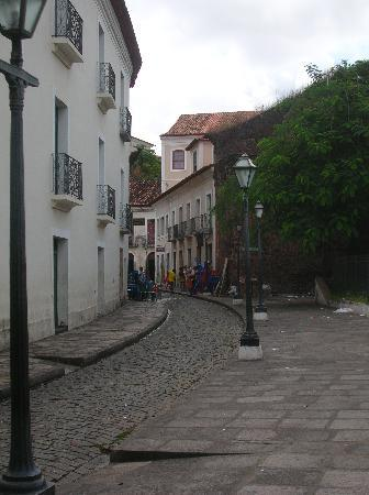 Sao Luis, MA: SLuis - historic cter