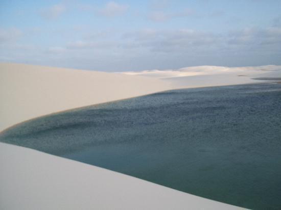 Sao Luis, MA: Lagoa Gaivota -S.Amaro - Lencois