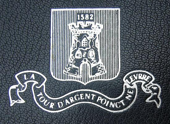 Tour d'Argent : Since 1582!