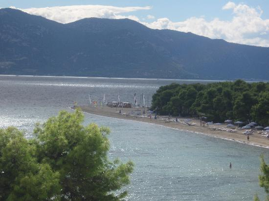 Club Med Gregolimano: View from Seaview room