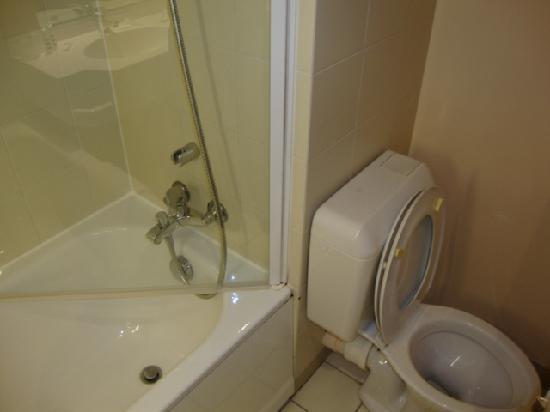Mercure Colmar Centre Unterlinden: baño
