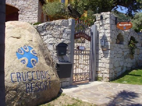 Cruccuris Resort : Ingresso