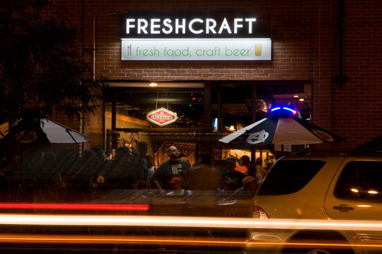 Photo of American Restaurant Freshcraft at 1530 Blake Street, Denver, CO 80202, United States