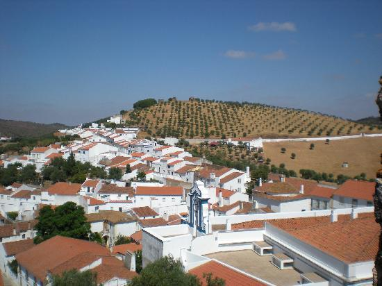 Portel, Portugal: View from the castle