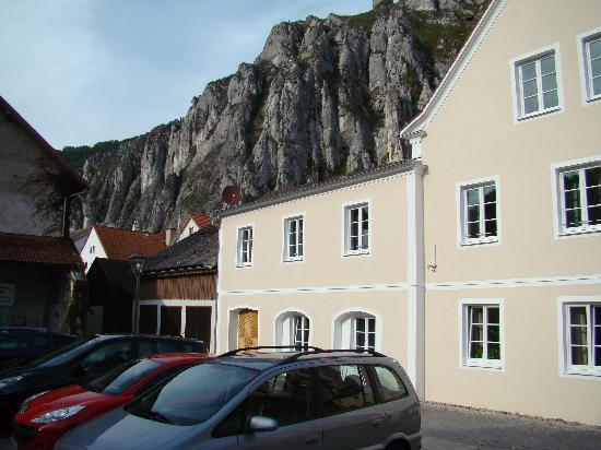 Brauereigasthof Schneider: new hotel building