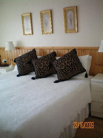 Aaranmore Lodge: King Double Bedroom