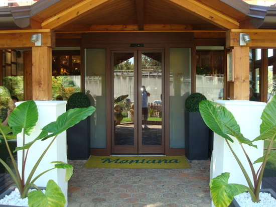 Fiorano Modenese, Italia: the entrance