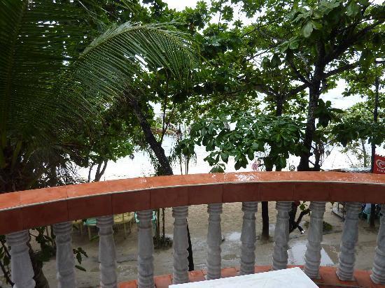 Trudi's Place : balcony