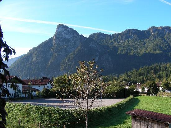 Gästehaus Neu: View from the holiday house