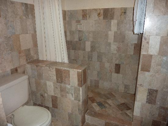 Coco Grande Hotel Dumaguete: bathroom