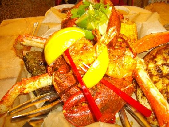 Rockin Baja Lobster San Diego Old Town Restaurant