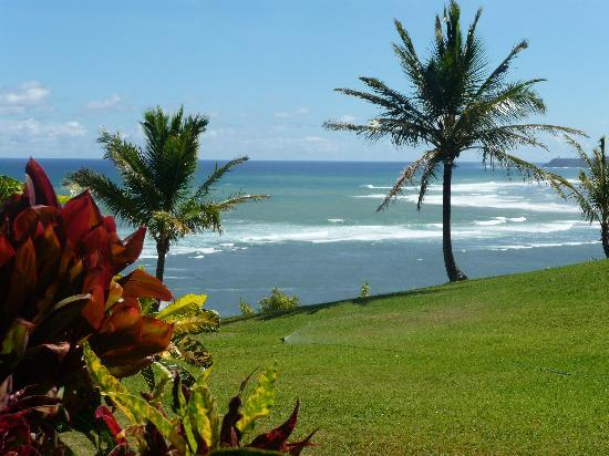 Sealodge at Princeville: The view from Pool area