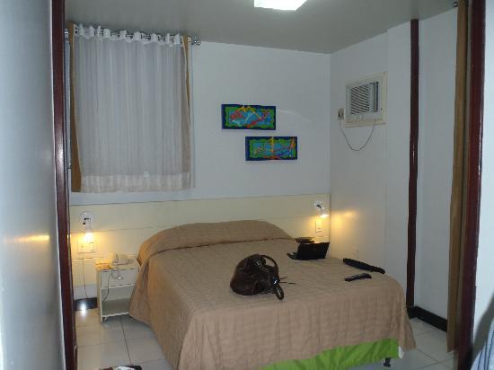 Ritz Praia Hotel: Room3
