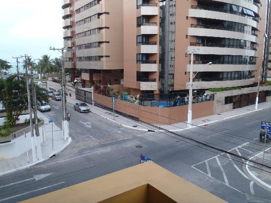 Ritz Praia Hotel: View2