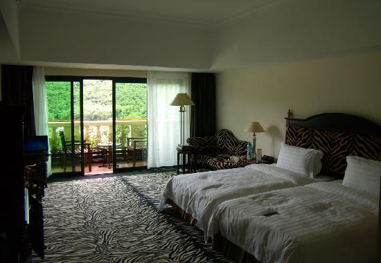 Universal Resort: großzügige Zimmer