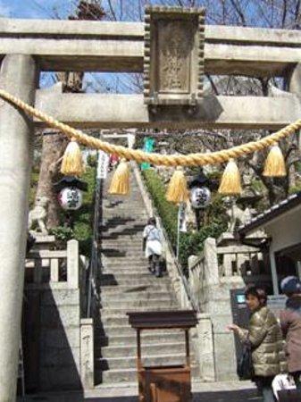 Kobe Kitano Tenman Shrine