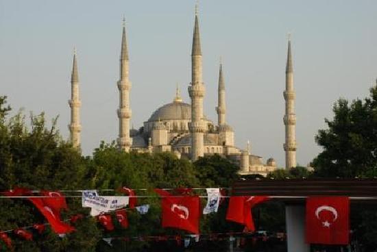 イスタンブール歴史地域, 公園