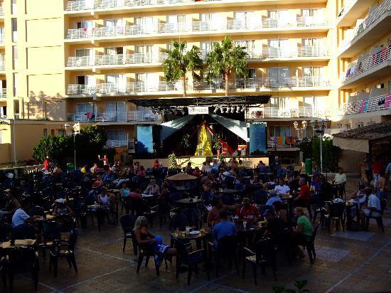 Palma Bay Club Resort : Entertainment