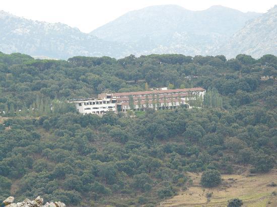 Грасалема, Испания: hotel fuerte grazalema