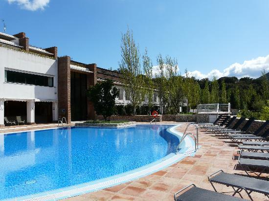 Hotel Fuerte Grazalema: hotelpool