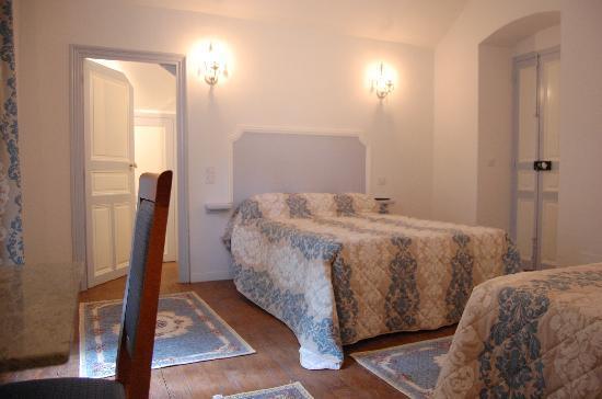 Hotel U Castellu : Chambre double