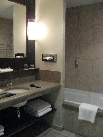 Hotel Garonne: Bathroom