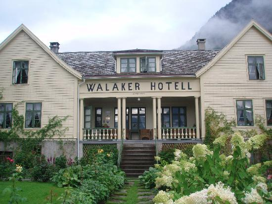 Walaker Hotell The Hotel Solvorn