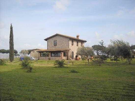 Sabaudia, Italia: la casa