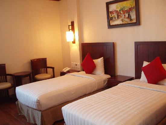 Quoc Hoa Hotel Hanoi: スタンダードの部屋