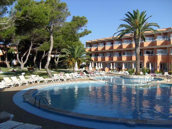 Hotel Xaloc Playa: Hotel Pool