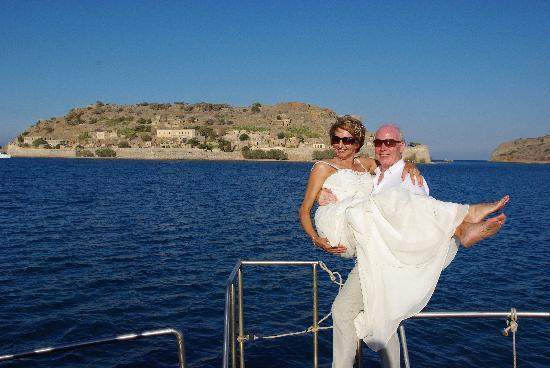 Elounda Ilion Hotel: Our Wedding Day