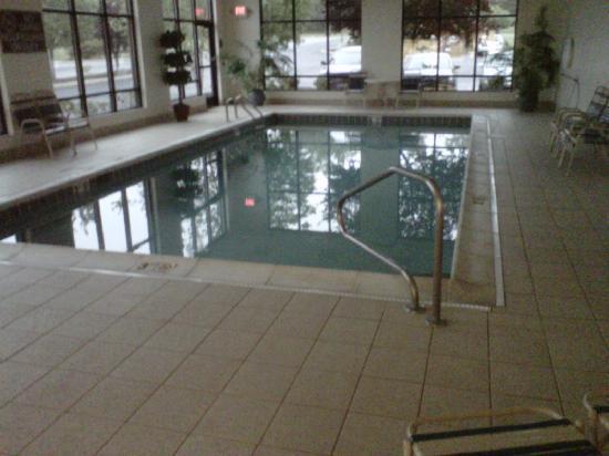 Hampton Inn Richfield : Pool
