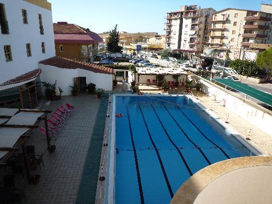 Hotel Tre Torri: Poolarea
