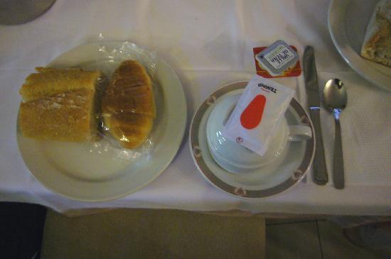 Hotel Brasil I: El desayuno