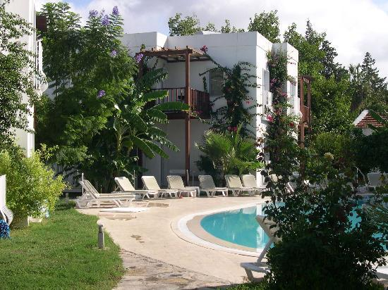 Meis Apart : swimming pool