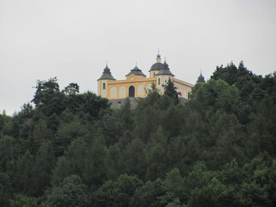 Kaple Svateho Andela Strazce