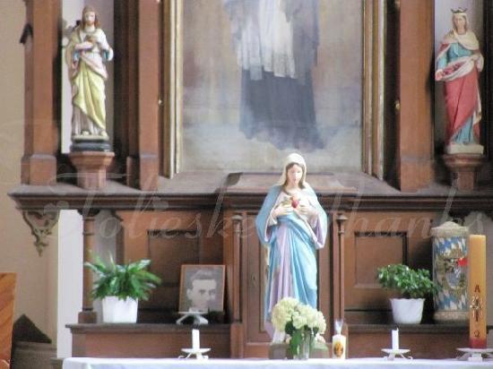 Kostel Svateho Stepana (St. Stephan Church): detail