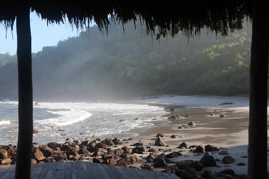 Aqua Wellness Resort: Good Morning from a beachfront palapa