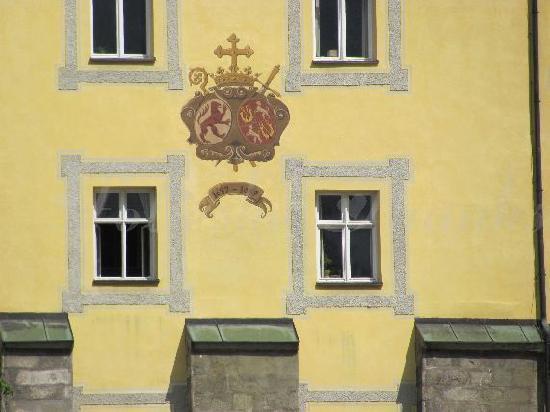 Neue Bischofliche Residenz (New Episcopal Residence): detail