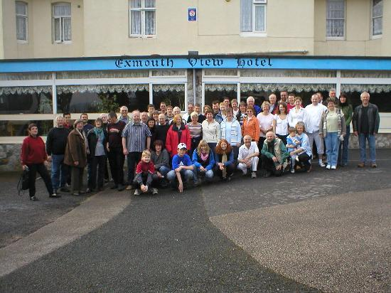 Exmouth View Hotel : Group Tours Welcome