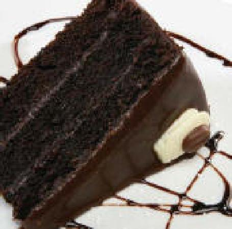 Yiroll Caffebake   -  Coffee Shop: Bar One Chocolate Cake