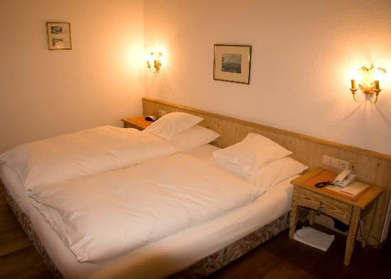 Straubing, Germany: In the room
