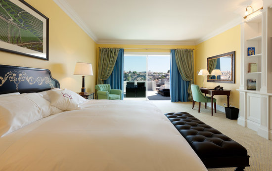 The Yeatman: Superior Room