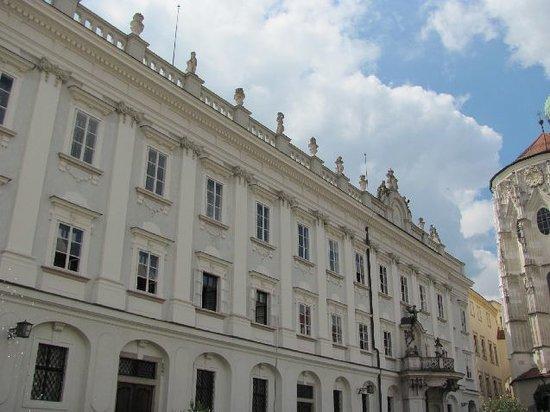 Alte Bischöfliche Residenz